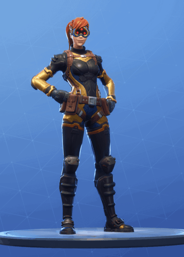 Psion skin Fortnite season 8