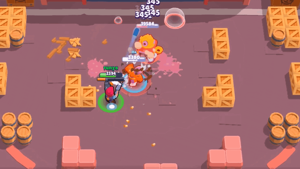 Siege game mode Brawl Stars