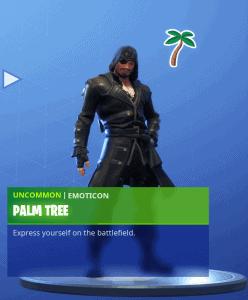 Tier 13 Palm Tree emoticon