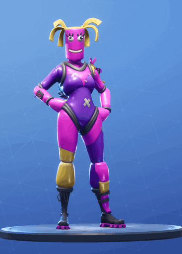Fortnite Twistie skin season 8 item store
