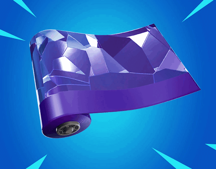 Shard Break wrap fortnite season 8