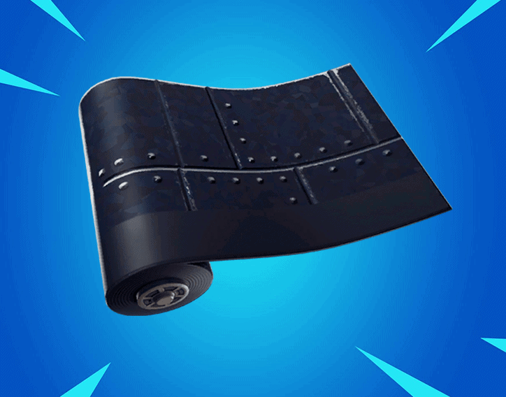 Stealth Black wrap fortnite season 8