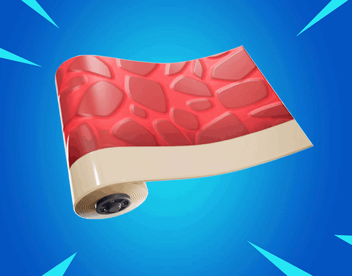 Triassic wrap fortnite season 8