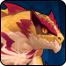 Lizardman Lancer Mobile Legends Adventure
