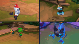 How To Get And Upgrade Little Legends – Teamfight Tactics