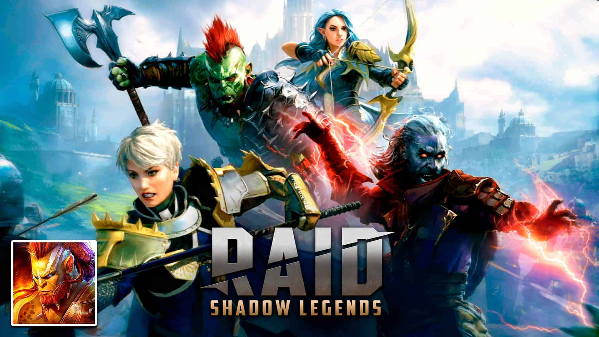 Raid: Shadow Legends Tier List – Best Champions & Starter