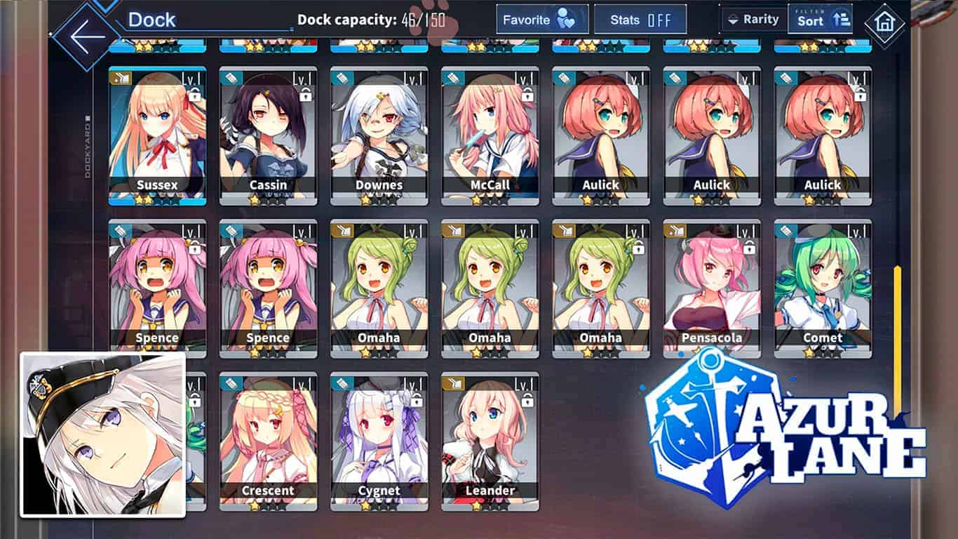 How To Delete Ships – Azur Lane