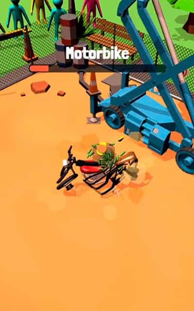 Drop & Smash gameplay screenshot