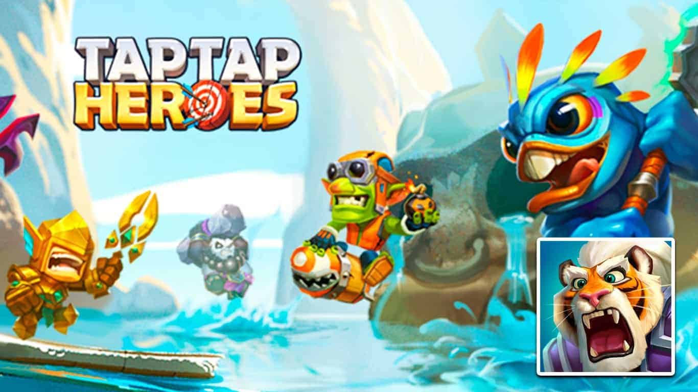 How To Download & Play Taptap Heroes On PC Guide