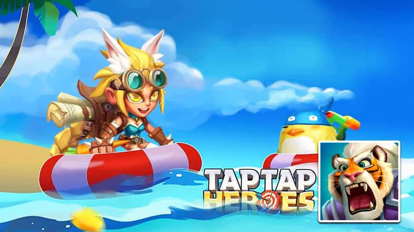 Taptap Heroes – How To Reroll Guide