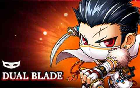 Maplestory Dual Blade class