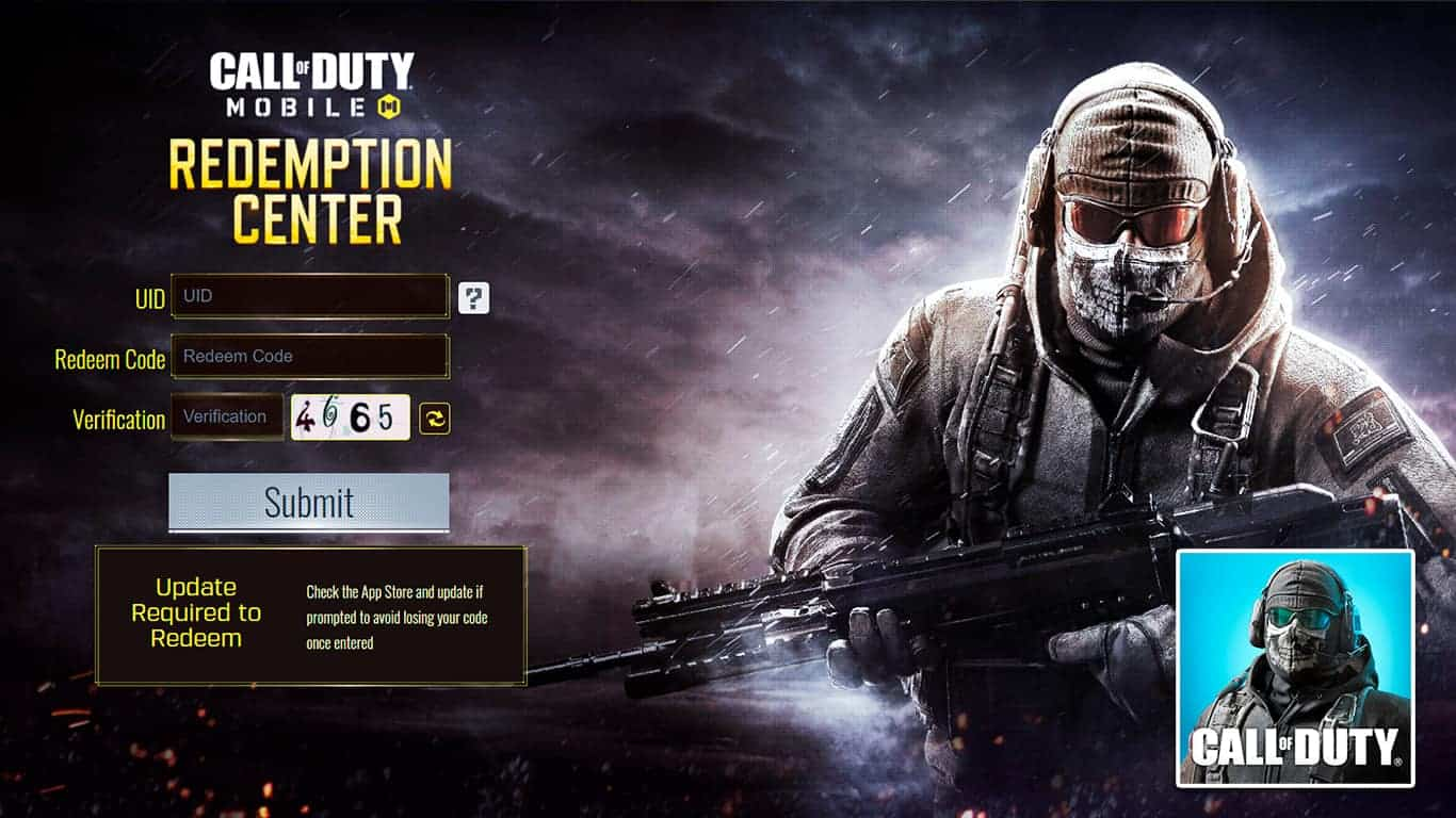 Call of Duty Mobile – Codes List (February 2021) & How To Redeem Codes