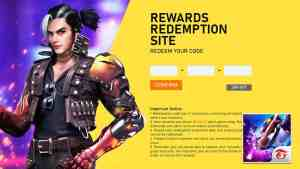 Garena Free Fire – Codes List (February 2021) & How To Redeem Codes