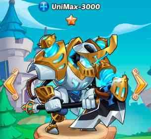 Idle Heroes UniMax-3000