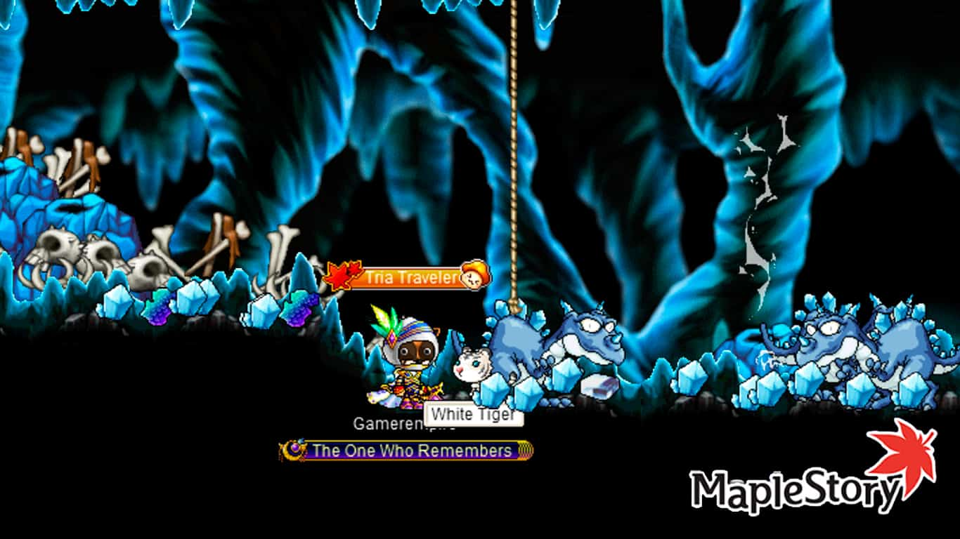 Maplestory – How To Get Piece of Ice