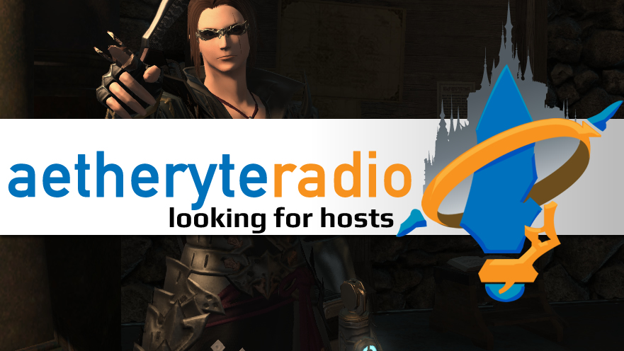 Gamer Escape Aetheryte Radio Looking For Hosts
