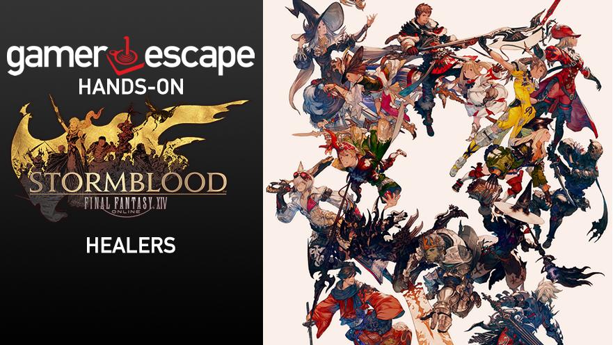 FFXIV Stormblood Role Analysis Healers Gamer Escape