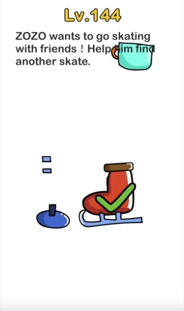 Brain Out Level 145 Hint - Gamers Smart