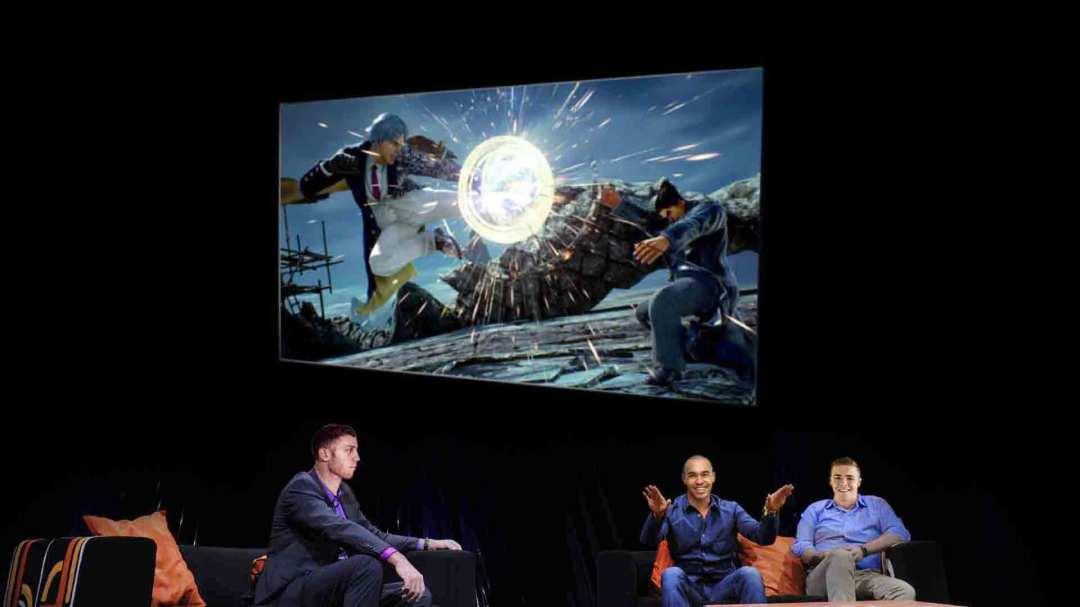 Live Stage at Gamer Fest '17