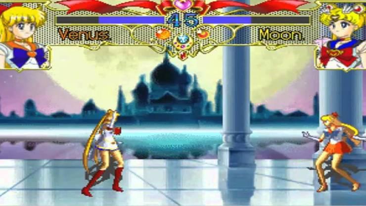Sailor Moon Videogame