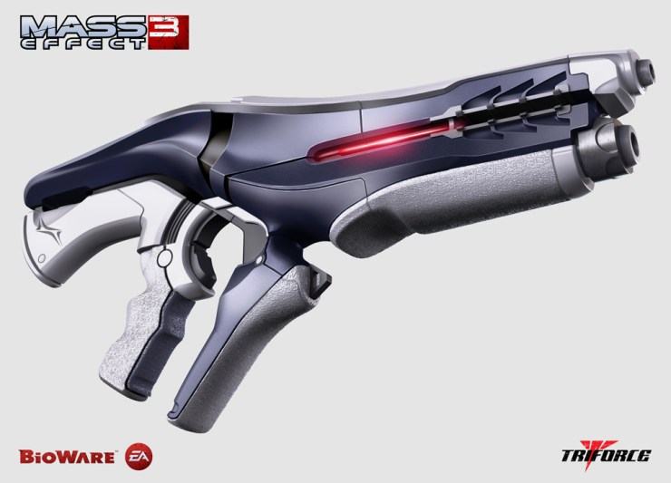 Mass Effect Project Triforce
