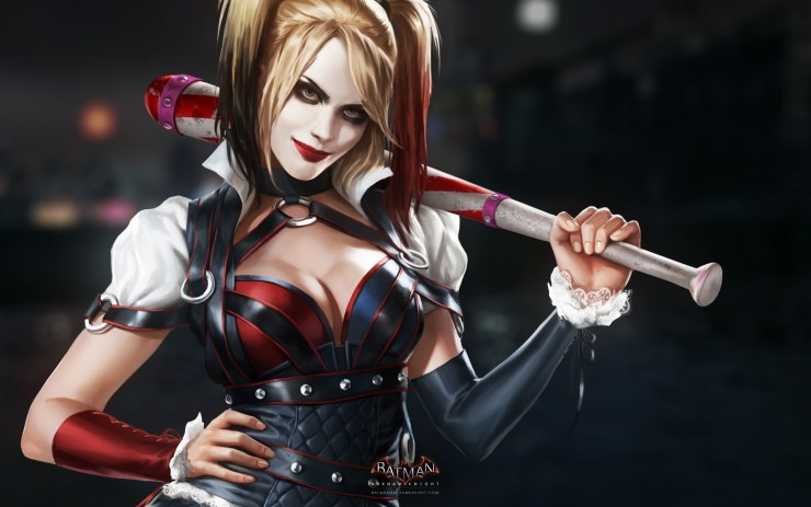 Batman Arkham Knight Harley Quinn