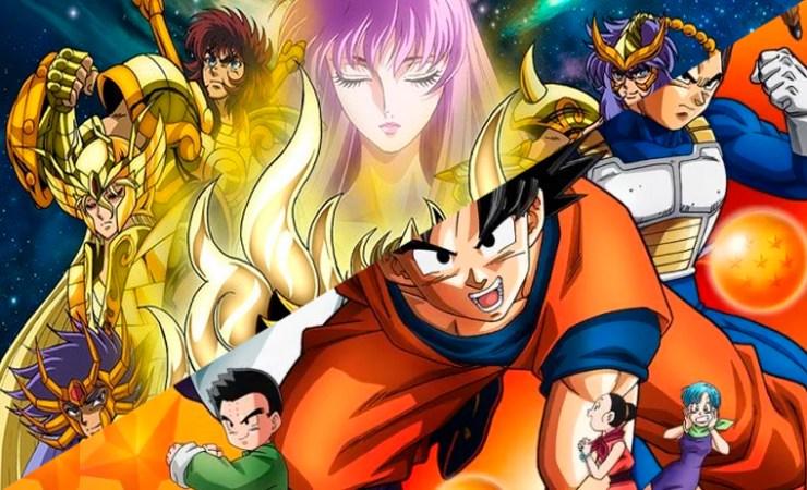 Dragon Ball Super Caballeros del Zodiaco Soul of Gold distribucion transmision latinoamerica FOX