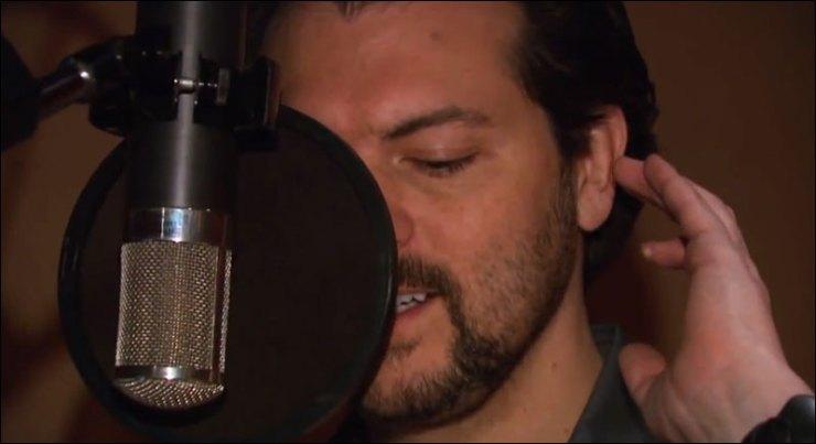 David Hayter, actor de voz que apoya la iniciativa de huelga.