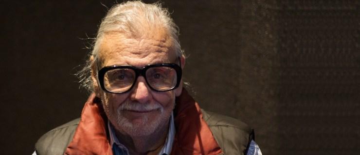 George A. Romero. Imagen: WUWO Magazine