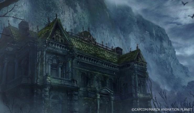 Primer concepto de la nueva película de Resident Evil.
