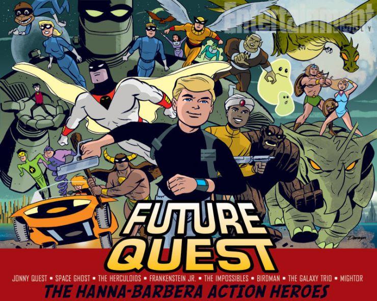 DC Hanna Barbera (6)