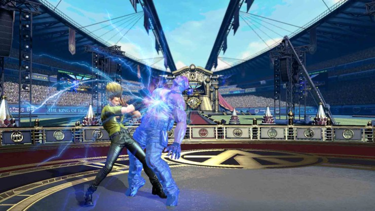 The King of Fighters XIV (2)