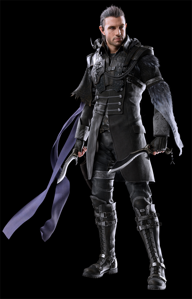 Kinglsglaive final Fantasy XV (2)