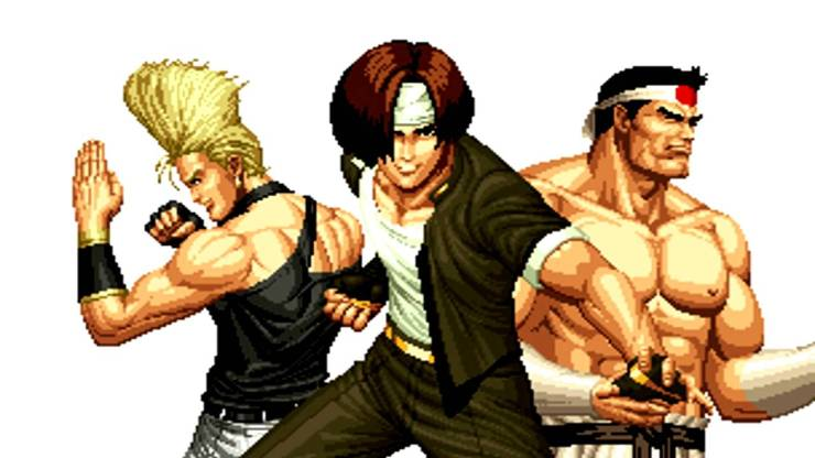 The King of Fighters 94 - Neo Geo