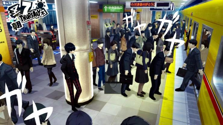 Persona 5 - Social Life