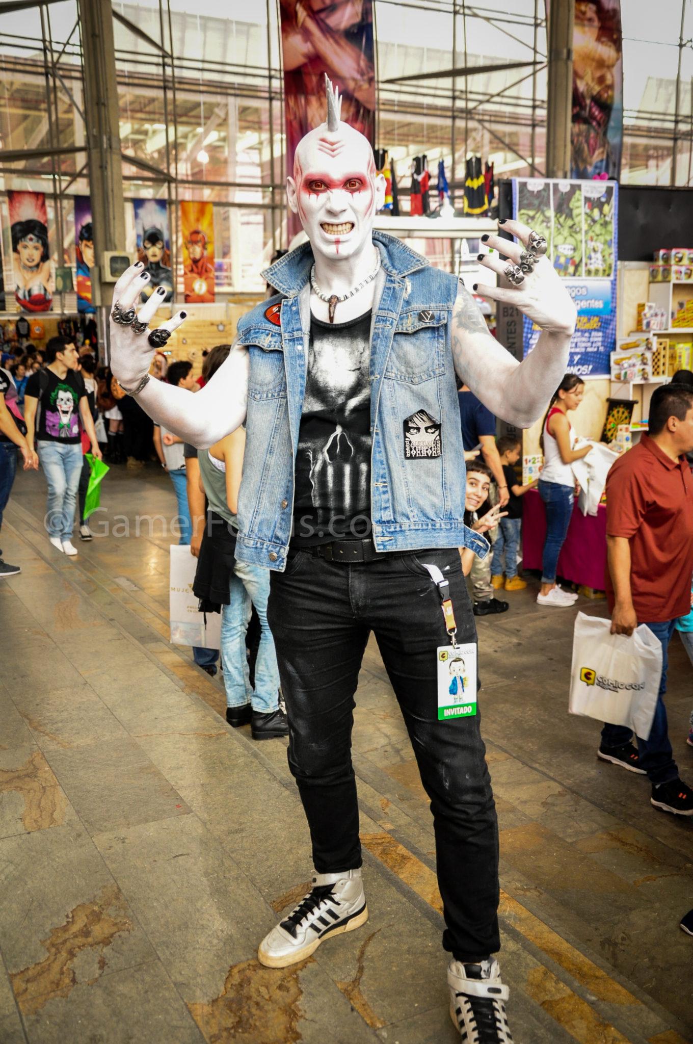 El cosplay en Comic-Con Colombia 2017 4e79f33a87f6