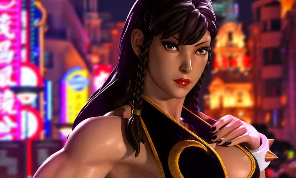 Las nuevas figuras de Chun-Li de más de 900 dólares - MeriStation