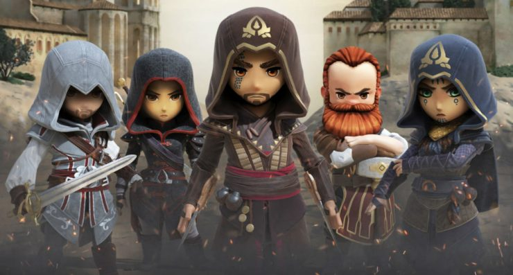 assassins creed rebellion ios android