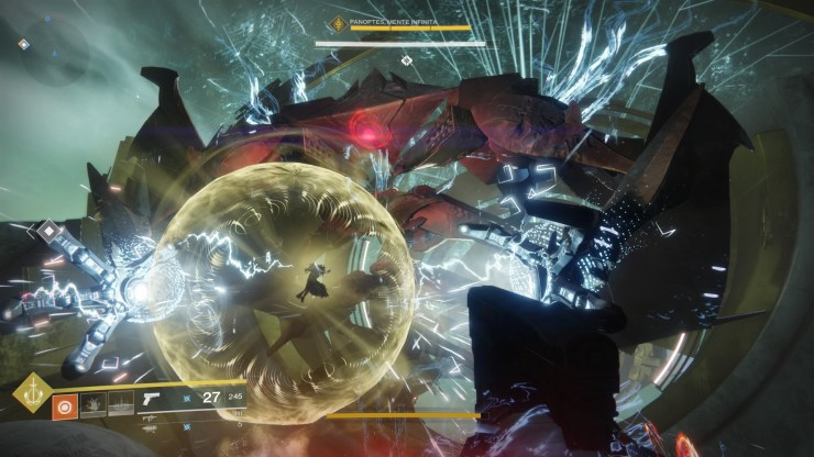 Destiny 2 - La Maldición de Osiris