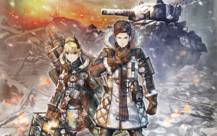SEGA - Valkyria Chronicles 4