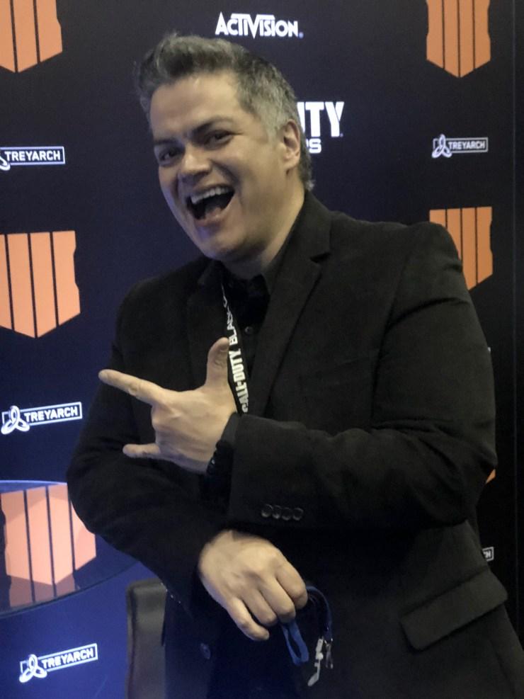 Call of Duty: Black Ops 4 - SOFA
