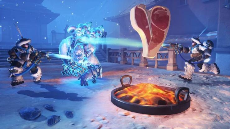 Overwatch: Paraíso Invernal traerá nuevos regalos y actividades