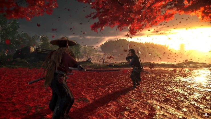 Los Samurai Invaden El Mundo De Los Videojuegos