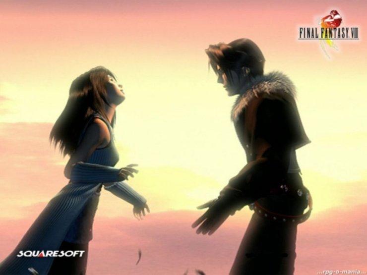 Final Fantasy VIII - FFVIII