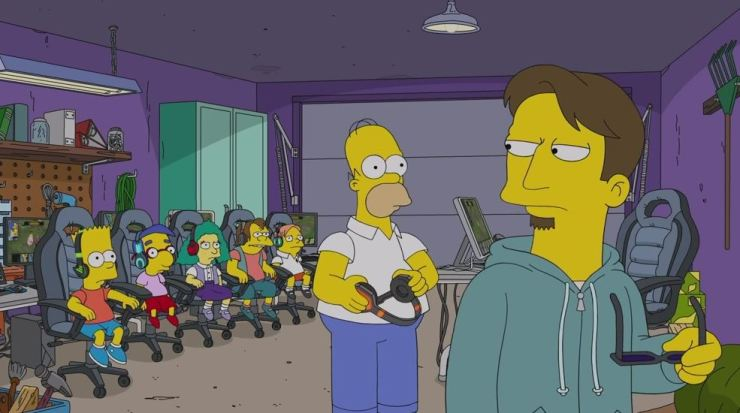 Los Simpson - League of Legends