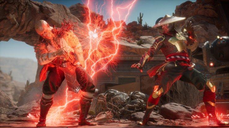 Mortal Kombat 11 - doblaje latino