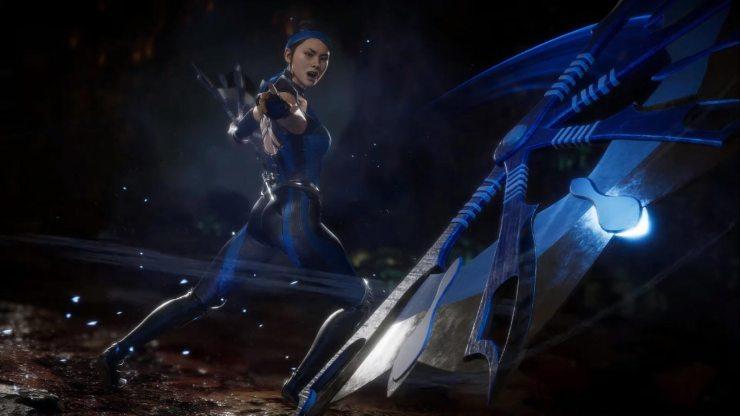 Mortal Kombat 11 - Kitana - Kombat Kast