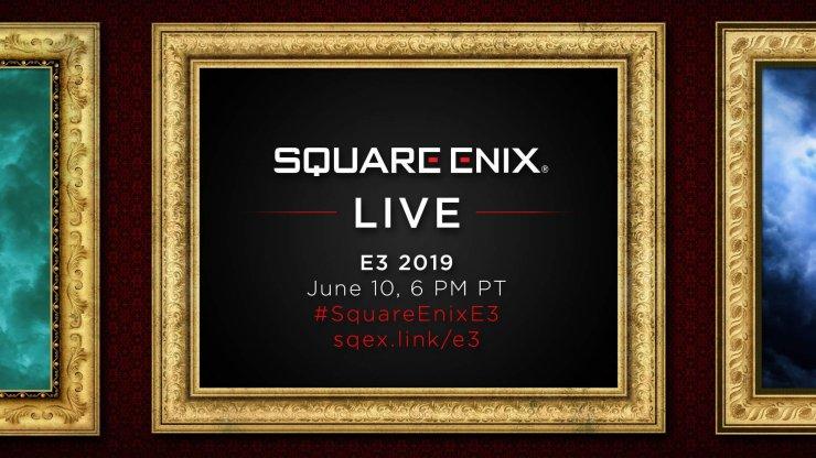 Square Enix - E3 2019