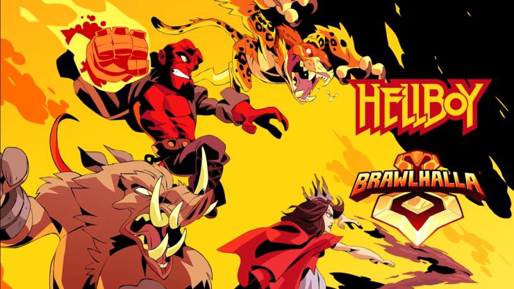 Hellboy - Brawlhalla