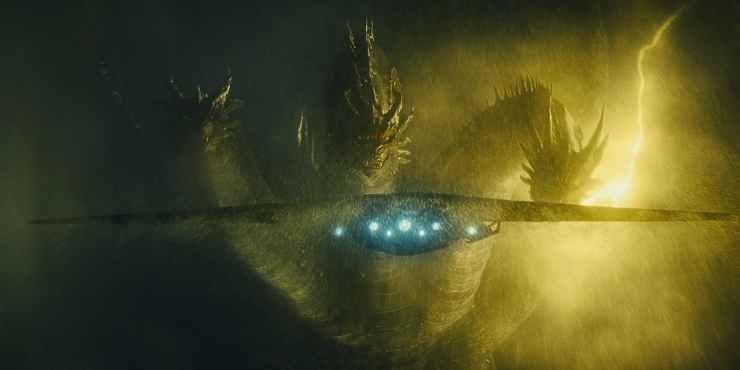 Godzilla 2 reseña